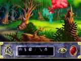 Roberta Williams' King's Quest VII: The Princeless Bride DOS No King's Quest is complete without a beautiful forest with a few similarly-looking street