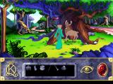 Roberta Williams' King's Quest VII: The Princeless Bride DOS The whole game is very Disney-like; this shot can serve as a good illustration!