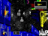 W.A.R ZX Spectrum Blast the aliens