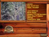 Cabela's Big Game Hunter III Windows Moose hunt score