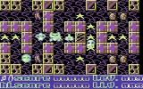 Bombmania Commodore 64 Level 9
