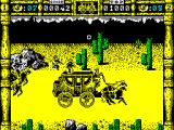 Wells & Fargo ZX Spectrum Out in the desert