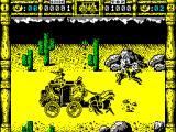 Wells & Fargo ZX Spectrum New driver appearing