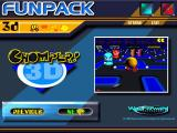 FunPack 3D Windows Main Menu - Chomper 3D