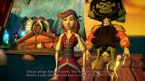 Tales of Monkey Island: Chapter 2 - The Siege of Spinner Cay Windows Elaine is choosing LeChuck over you... good thing you two don't have any trust issues.