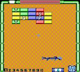 Dragon Dance Game Boy Color Using the freeze time ability