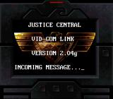 Judge Dredd SNES Your mission briefing