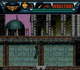 Judge Dredd SNES Climb above the steam valves