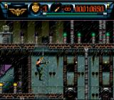 Judge Dredd SNES You can shoot whilst climbing ladders
