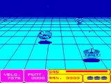 3D-Interceptor ZX Spectrum Aliens to blast
