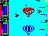 Trans-Atlantic Balloon Challenge: The Game ZX Spectrum Stop the other bird
