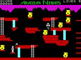 Tales of the Arabian Nights ZX Spectrum The Cavern