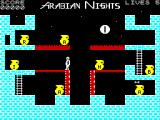 Tales of the Arabian Nights ZX Spectrum City Gates