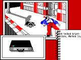 The Sydney Affair ZX Spectrum Scene of the crime