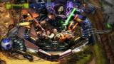 Zen Pinball 2 PlayStation 3 'Return of the Jedi' board.  Very colourful.