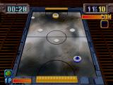 Air Hockey PlayStation 28 seconds left... Will I score four more goals?