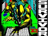 Survivor ZX Spectrum Loading Screen
