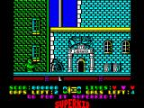 Superkid ZX Spectrum Rescuing the girl