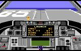 Dan Kitchen's Tomcat: The F-14 Fighter Simulator Atari 7800 Getting ready for takeoff