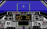 Dan Kitchen's Tomcat: The F-14 Fighter Simulator Atari 7800 It's getting dark, and I'm almost out of fuel