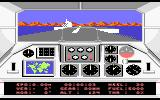 F-18 Hornet Atari 7800 Taking off from an aircraft carrier