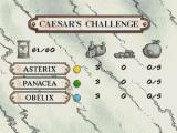 Asterix: Caesar's Challenge CD-i Status of the game participants