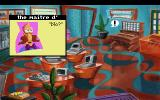 Leisure Suit Larry 5: Passionate Patti Does a Little Undercover Work DOS This maitre d' looks hilarious