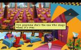 Leisure Suit Larry 5: Passionate Patti Does a Little Undercover Work DOS Oh wow, Wagner references!..