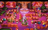 Leisure Suit Larry 5: Passionate Patti Does a Little Undercover Work DOS The casino has interesting... art