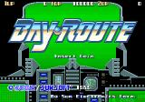 Bay•Route Arcade Title Screen