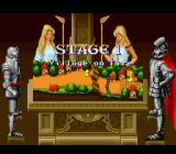 Knights of the Round SNES Round 1 start