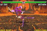 Mortal Kombat: Deadly Alliance Game Boy Advance Yet another nice form of attack
