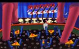 Leisure Suit Larry 1:  In the Land of the Lounge Lizards DOS The lounge will have, alternatively, cancan dancers or a stand-up comedian