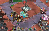 Ærena: Clash of Champions Windows Close combat. The enemy's champion has just earned an æther point.