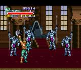 Knights of the Round SNES Well done youve taken the castle but there's more fighting to be done yet
