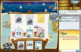 Thousand Island Solitaire Browser I have just the right distance to get a token bonus, but the crew is unfortunately sick.