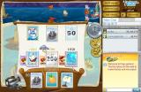 Thousand Island Solitaire Browser Two ships have reached their destinations.