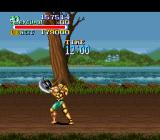 Knights of the Round SNES Percival in gold armour