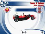 F1 Championship: Season 2000 Windows choose your team and driver