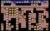 Rockford: The Arcade Game Commodore 64 Collect apples as a cook