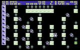 Rockford: The Arcade Game Commodore 64 Avoid those swirling galaxies!