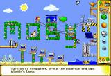 The Incredible Machine 2 DOS The puzzle is ready - see links to download this puzzle.