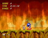 Sonic.EXE: The Game Windows Gee, Sonic, you don't look right. Is something wrong?