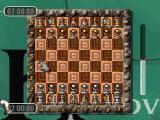 Virtual Kasparov PlayStation 2D Board. Yes, there are various boards to choose from. This one is... Inca.