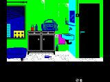 The Inheritance: Panic in Las Vegas ZX Spectrum In your room
