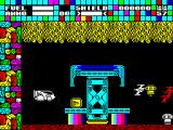 Jet-Story ZX Spectrum Start of you mission