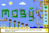 The Incredible Machine 2 DOS The puzzle is solved