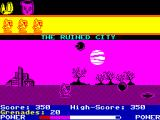 Kat Trap ZX Spectrum The Ruined City