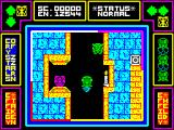 Lap of the Gods ZX Spectrum A teleport