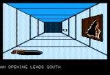Lucifer's Realm Apple II Finding the exit through the wall